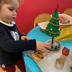 Noël se prépare aussi en maternelle