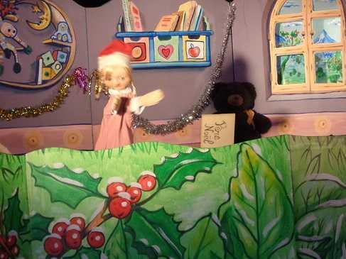 Un spectacle de marionnettes : l'art du spectacle vivant ! 0