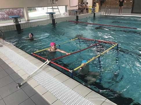 Les classes de primaire à la piscine img3418