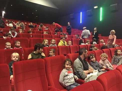 Cinéma en maternelle img35751