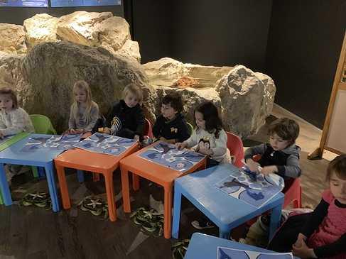 L''aquarium de Saint-Malo pour la maternelle img4397