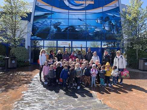 L''aquarium de Saint-Malo pour la maternelle 0
