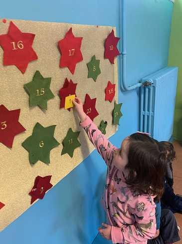 Les petits préparent Noël img6632