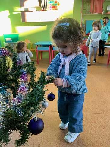 Les petits préparent Noël 0