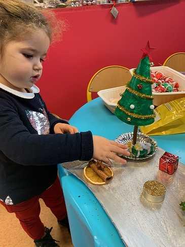 Noël se prépare aussi en maternelle 0