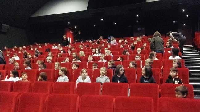 Cinéma en primaire 0