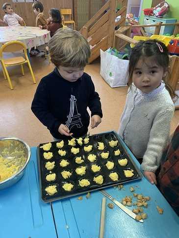 Atelier cuisine 0