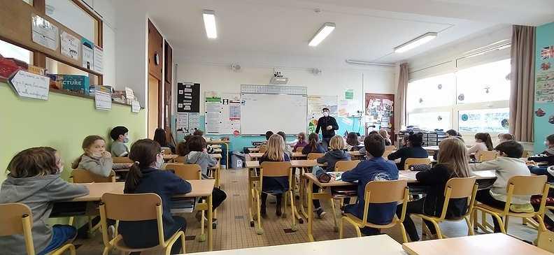 Pascal Quintin vient en classe de CE2. img20210126153600