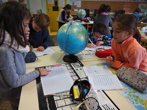 Atelier sciences en CM1 pb070031