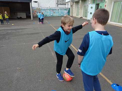 Le Football des CE2, CM footce2ulis44