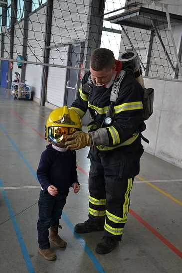 Les moyens chez les pompiers 0