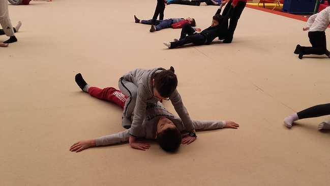 Les élèves de l'école St Michel découvrent le judo ! 20170306114112