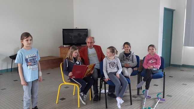 Des ateliers de lecture pour les élèves de cp, ce1 et ce2. atelierdelecture1