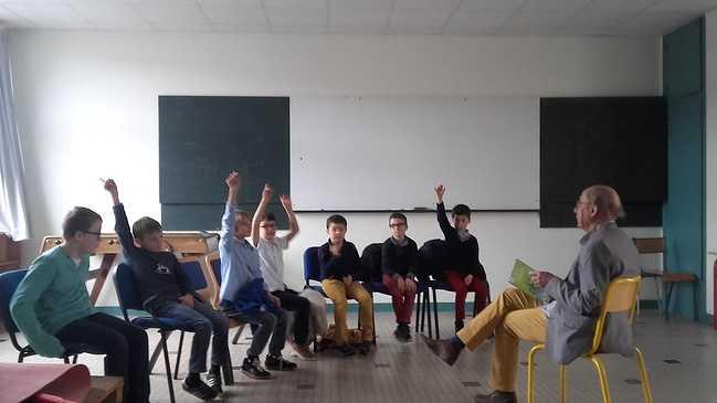 Des ateliers de lecture pour les élèves de cp, ce1 et ce2. 0