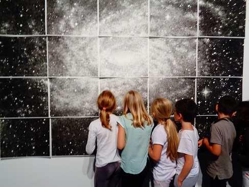 Les élèves de CE2 au musée 0