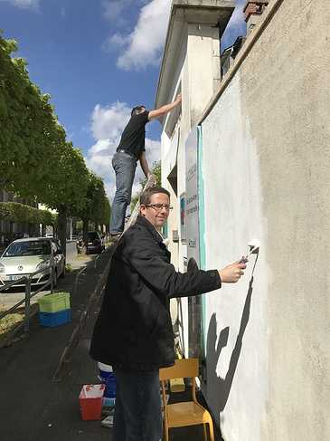 Les travaux continuent ! img7546