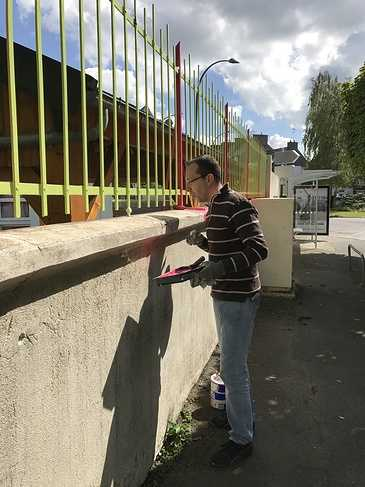 Les travaux continuent ! img7547